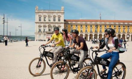 Tour de bicicleta elétrica
